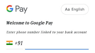 how to create google pay account in hindi
