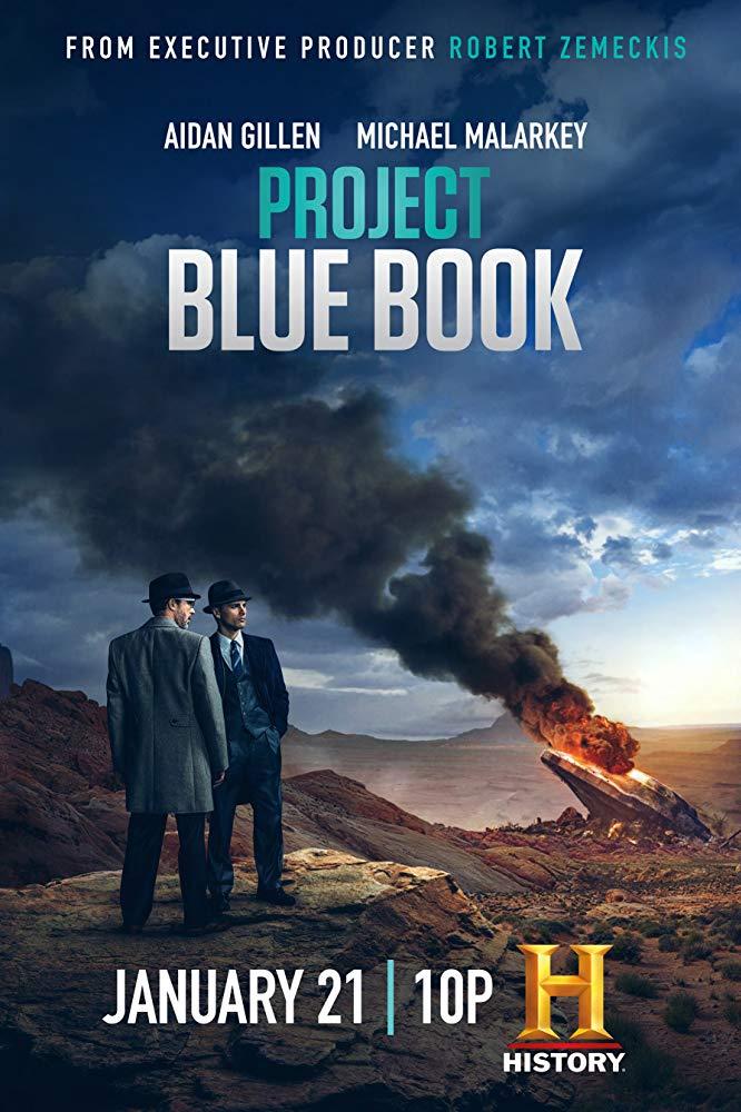 proyecto libro azul  2019  temporada 1