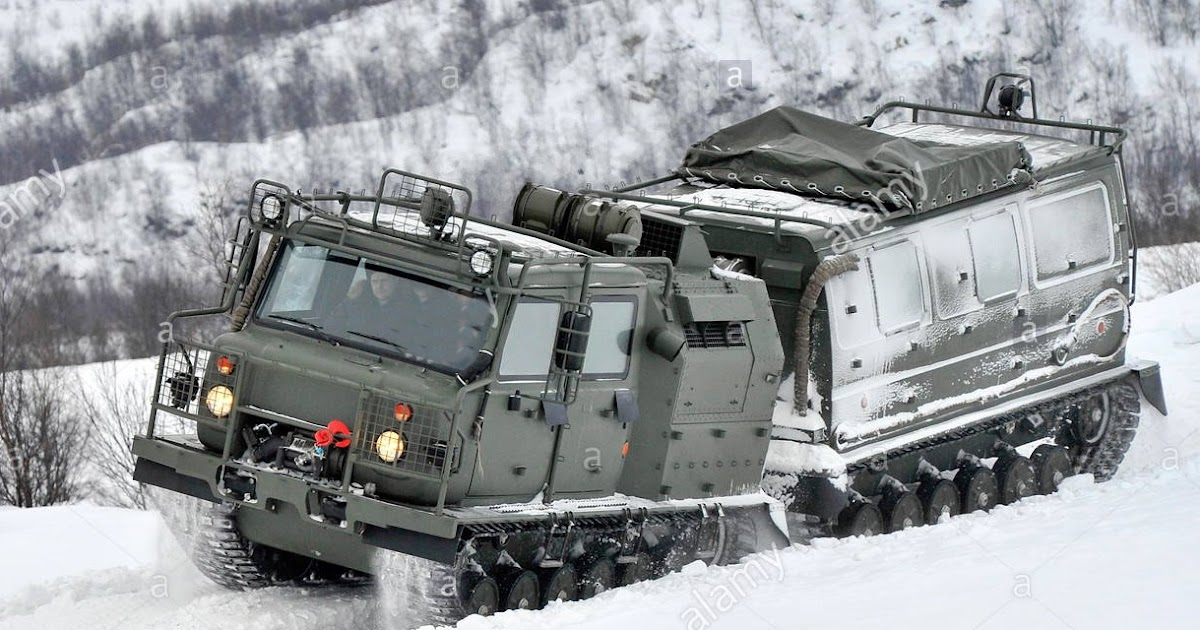 Diario Automotor: El ATV Aleut GAZ-3344-20 de Rusia entra en ...