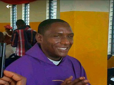 Jubilation As Catholic Priest Abducted In Delta Regains Freedom