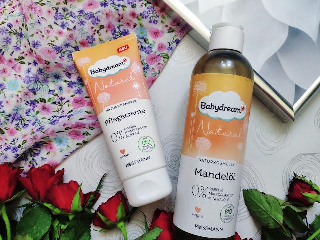 Nowa linia kosmetyków dla dzieci Babydream Natural