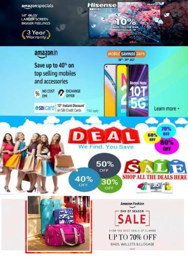Amazon Best Discount Deals