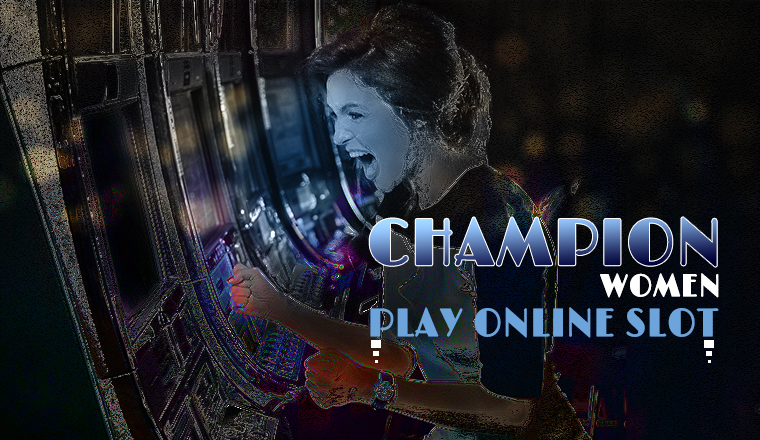 Women Are Champion of Online Slots Games