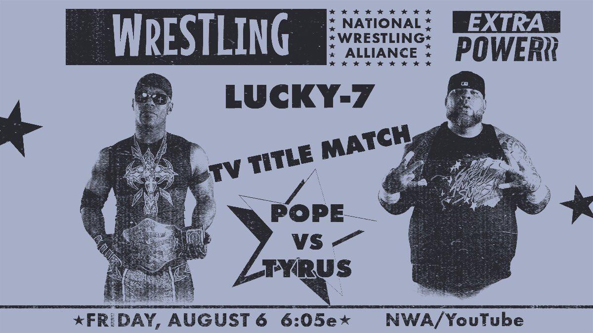 Cobertura: NWA ExtraPowerrr (06/08/2021) – História sendo feita!