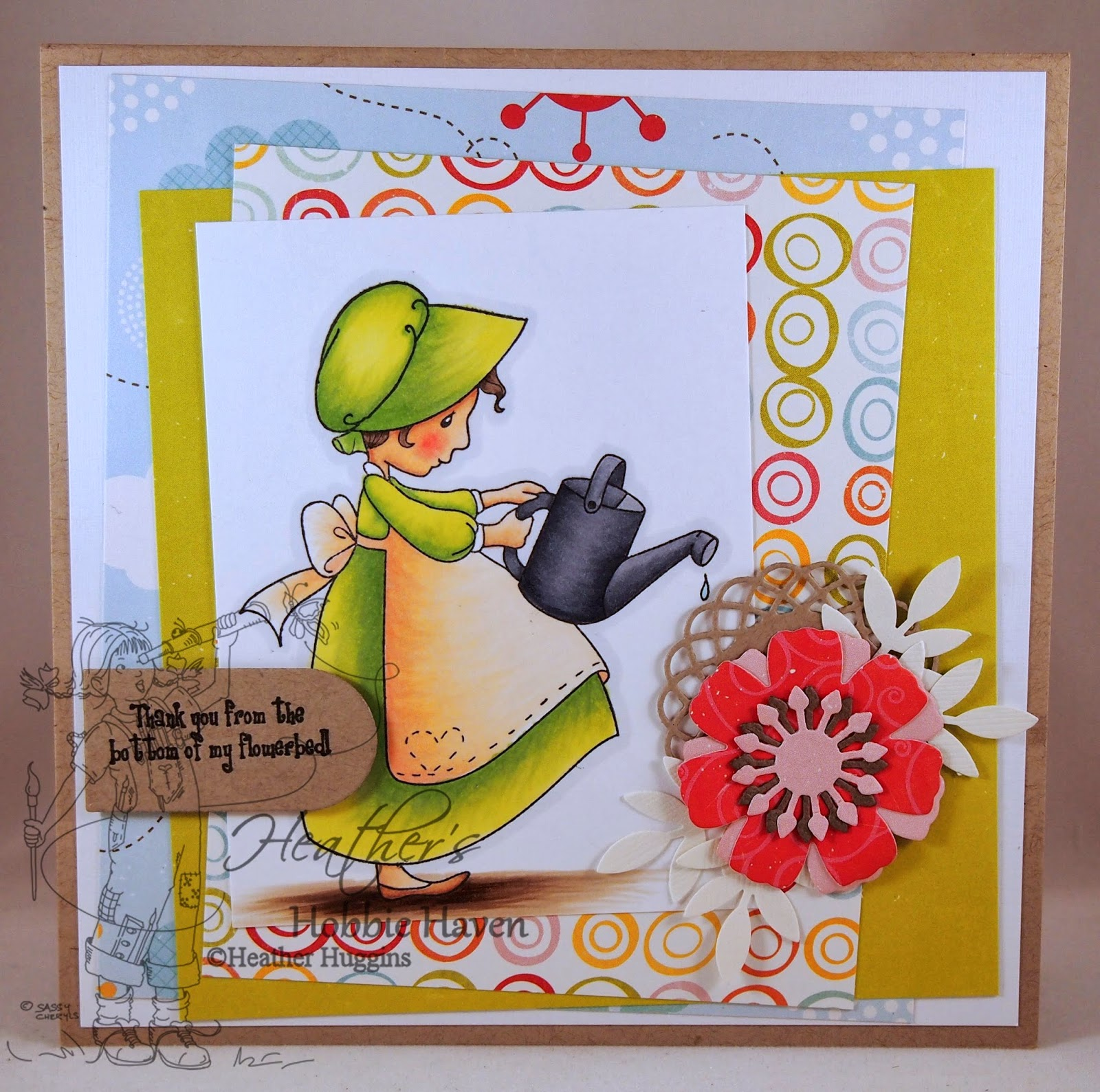 Heather's Hobbie Haven - Elsie Card Kit