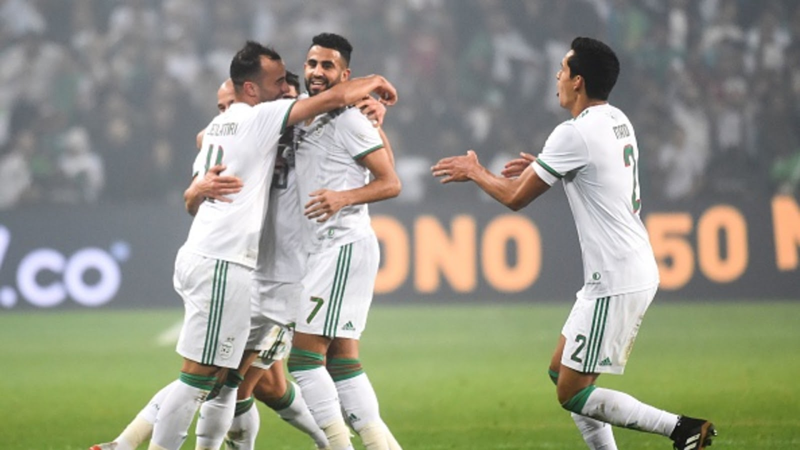 نتيجة مباراة الجزائر وبتسوانا بتاريخ 18-11-2019 تصفيات كأس أمم أفريقيا
