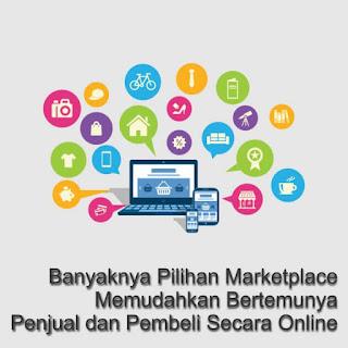Banyak Marketplace Online Mendukung Perkembangan Bisnis Digital 2018
