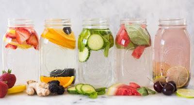 Cara Buat  Infused Water Untuk Memaksimalkan Manfaatnya