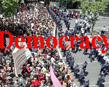 2006 democracy movement in Nepal