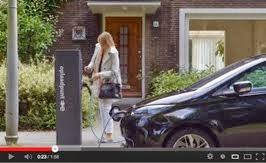 hoelang elektrische auto opladen