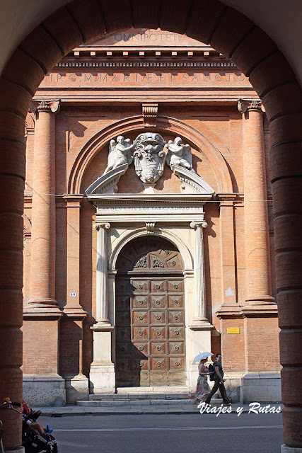 Iglesia de San Carlos Borromeo de Ferrara