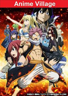 Fairy Tail (Seasons 1-9) 1080p