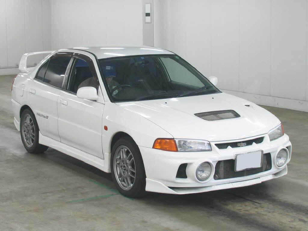 Mitsubishi Lancer Evolution IV RS (CN9A)