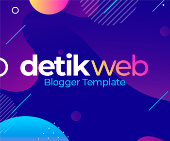 XMLThemes detikweb Blogger Template 2020