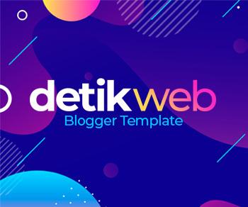 XMLThemes detikweb Blogger Template 2020