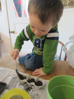 making wooly bear caterpillars