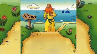 Jonas vai para Nínive