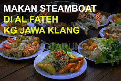 Al Fateh Steamboat Kg Jawa Klang