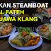 Makan di Al Fateh Steamboat & Grill Kampung Jawa Klang