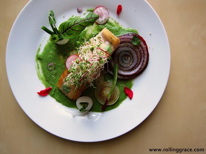 hake fish dish idea