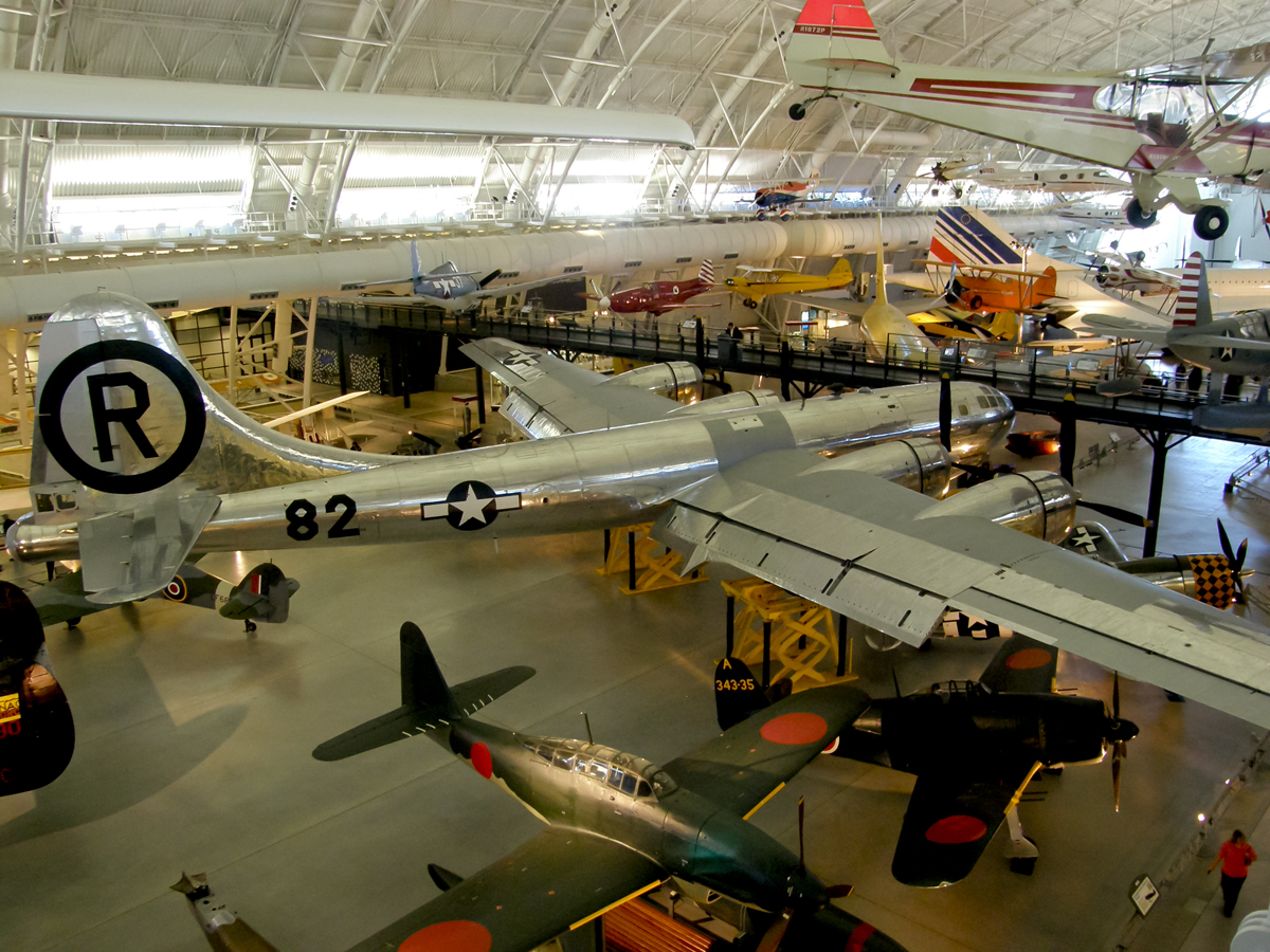 The Dismantle Project Of Enola Gay