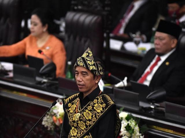 PKS Kritik Pidato Jokowi, Istana Jelaskan Maksud 'Bajak Momentum Krisis'