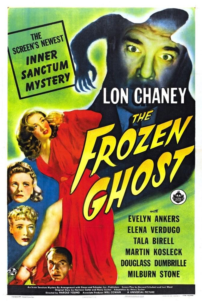 Застывший призрак 1945