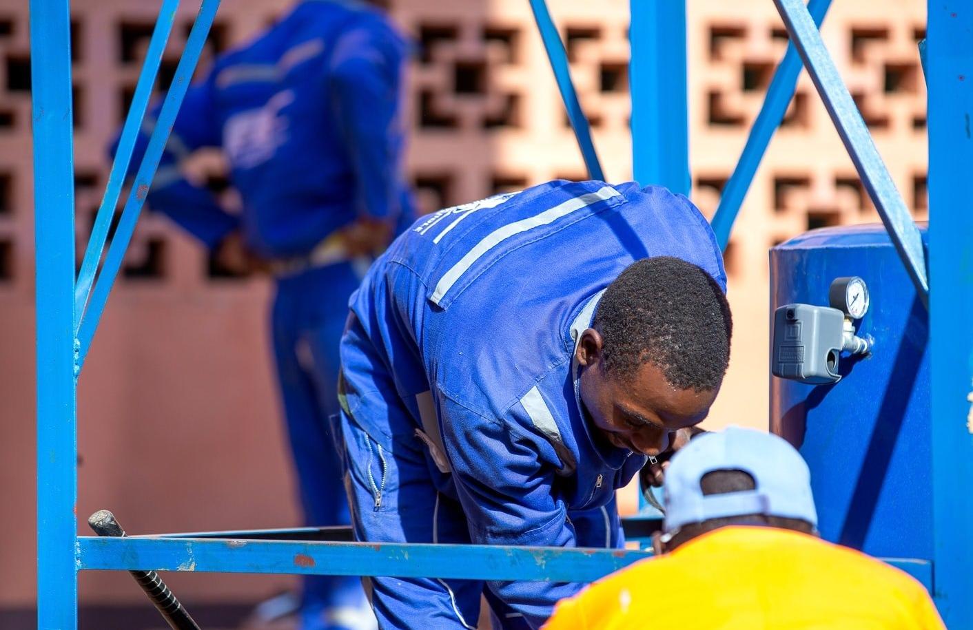 Skylake Borehole Drilling In Zimbabwe