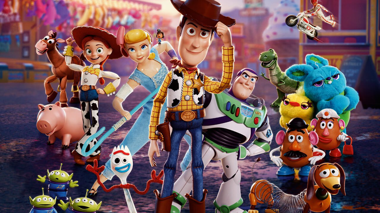 Toy Story 4 Crosses 1,000 million at the box office