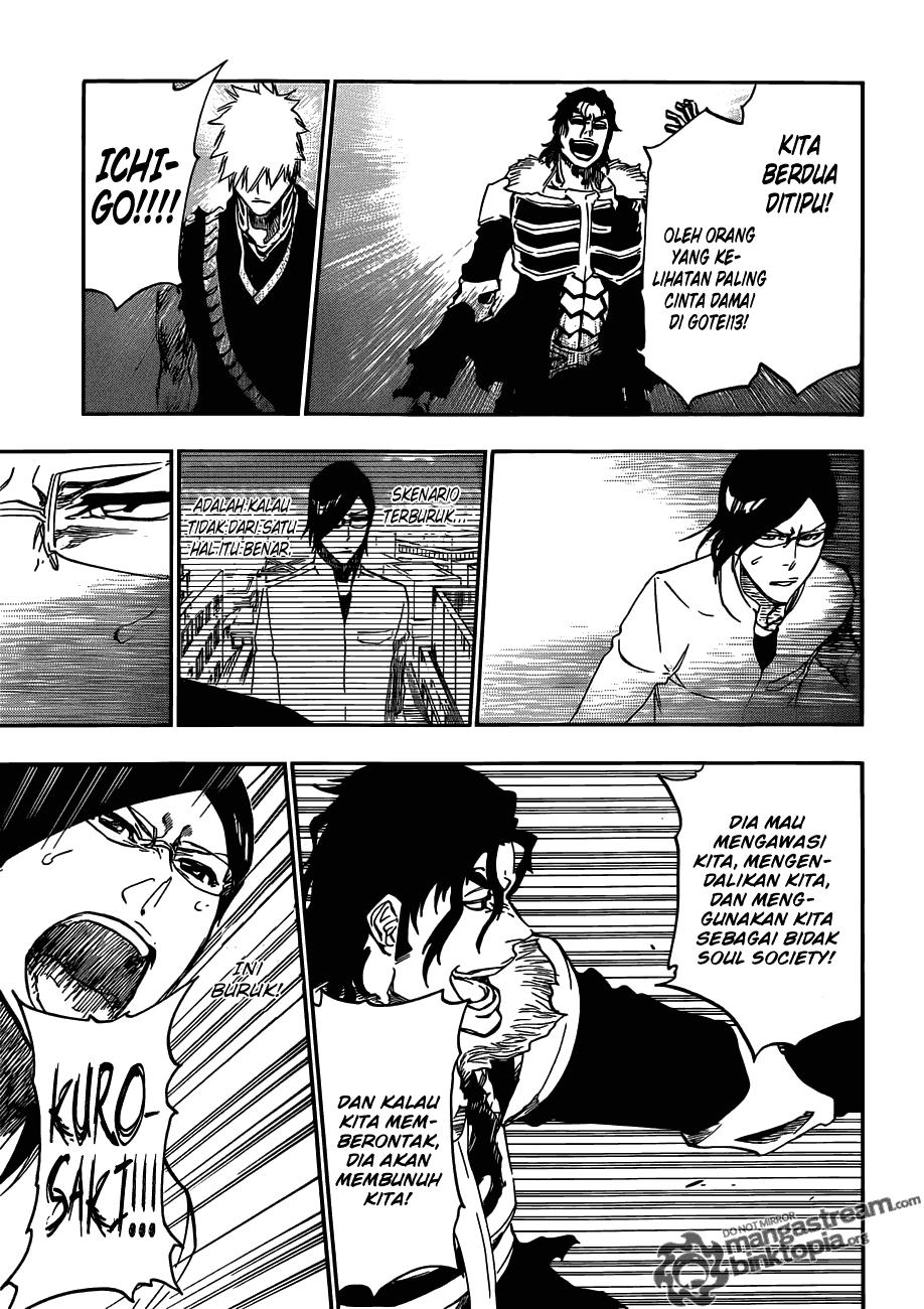 manga bleach 474 page 17