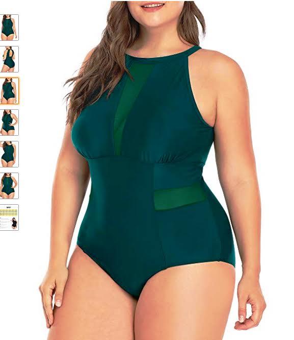 Daci Woman Plus Size Swimwear