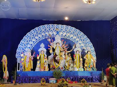 Jaipur Durga puja 2019