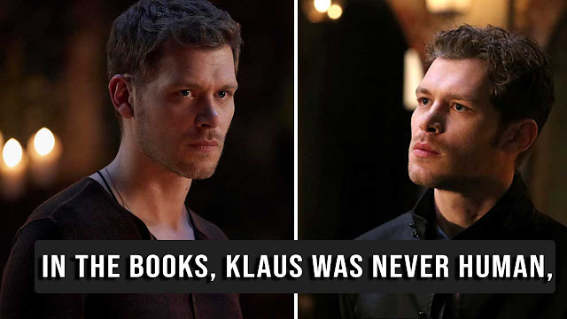 The Originals - 10 Unknow and interesting Facts About Klaus Mikaelson
