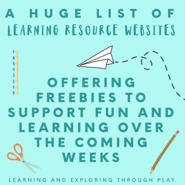 Websites to Support Fun and Learning