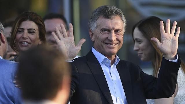 El expresidente Macri ya está en París donde permanecerá dos semanas antes de viajar a Zurich