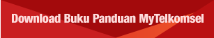 Download buku panduan Mytelkomsel
