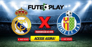 Assistir Real Madrid x Getafe ao vivo 02/07/2020 grátis