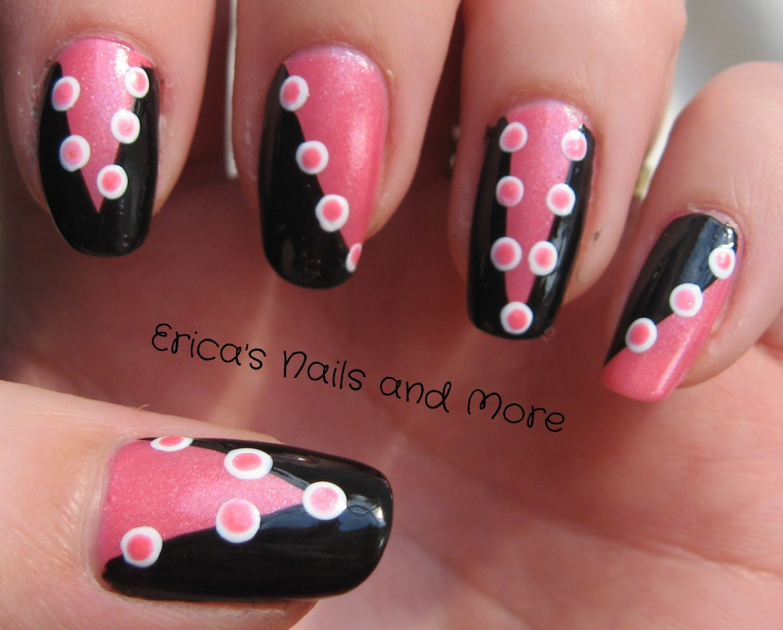 Erica's Nails and More: November Nail Art Challenge Day 6