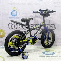 16 pacific hotshot bmx sepeda anak