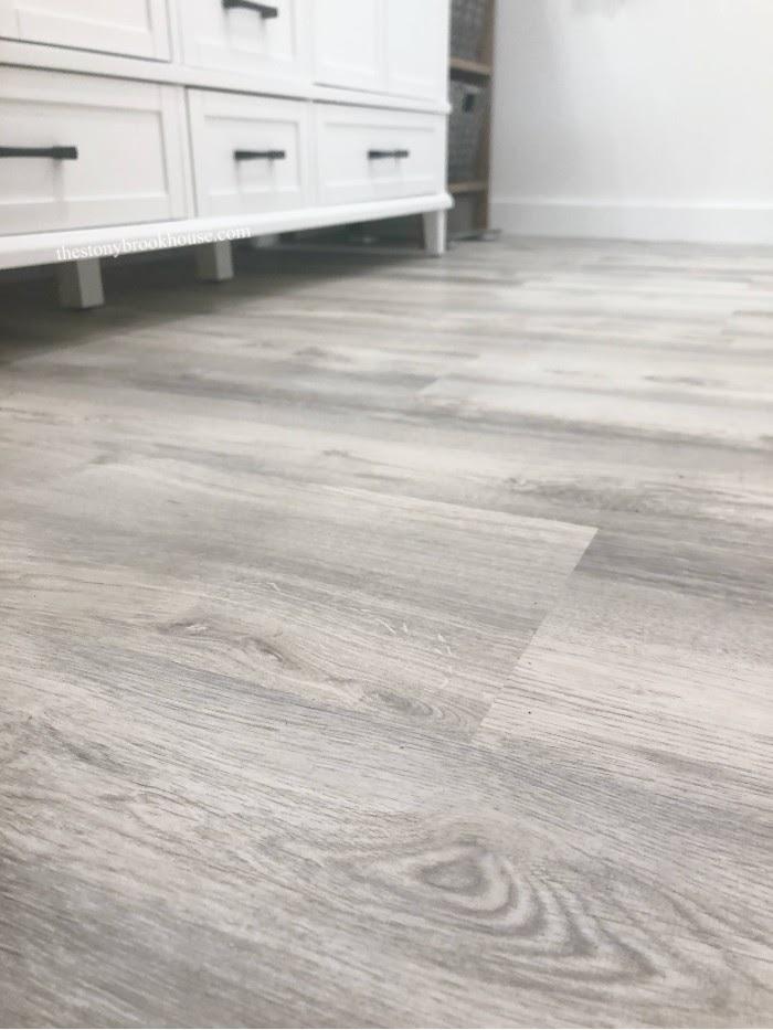 Home Depot Lifeproof flooring - Chiffon Lace