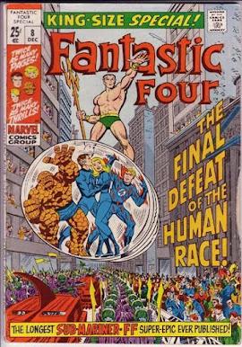 Fantastic Four Annual #8, Sub-Mariner