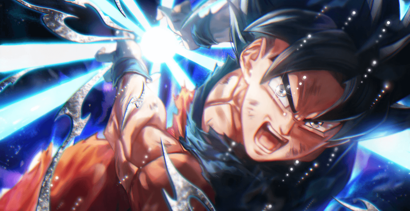 The Power to Resist - Ultra Instinct (1080p) [Wallpaper Engine Anime]