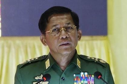 Jejak Jenderal Min Aung Hlaing, Pemimpin Kudeta Militer Myanmar