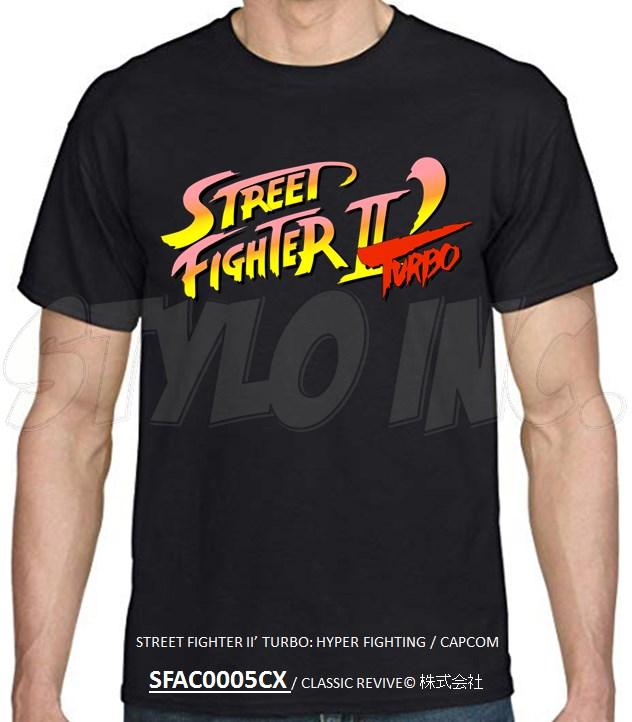 SFAC0005CX STREET FIGHTER II' TURBO: HYPER FIGHTING