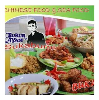 Owner Cafe Bubur Ayam Sukabumi