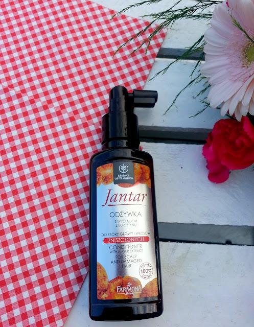 Nowa odsłona odżywki Jantar