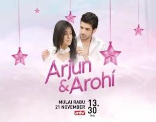 Sinopsis Arjun & Arohi ANTV Episode 14