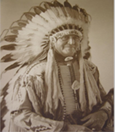 Chief Luther Standing Bear - Oglala Sioux