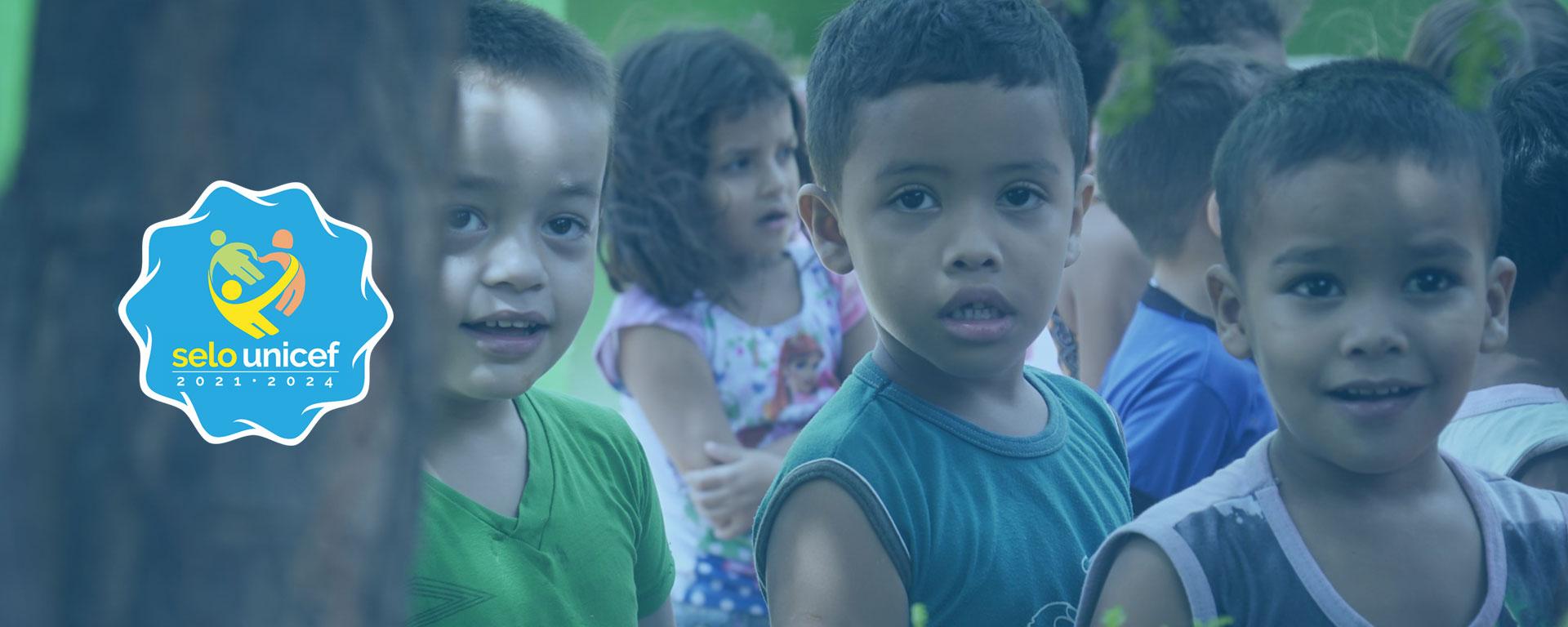 Selo Unicef: 40 cidades do Pará já aderiram à iniciativa; prazo encerra domingo, dia 8
