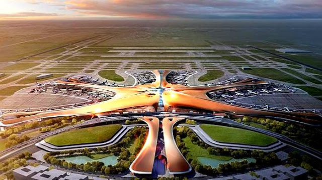 Beijing will be open the World's Largest Airport in 2019